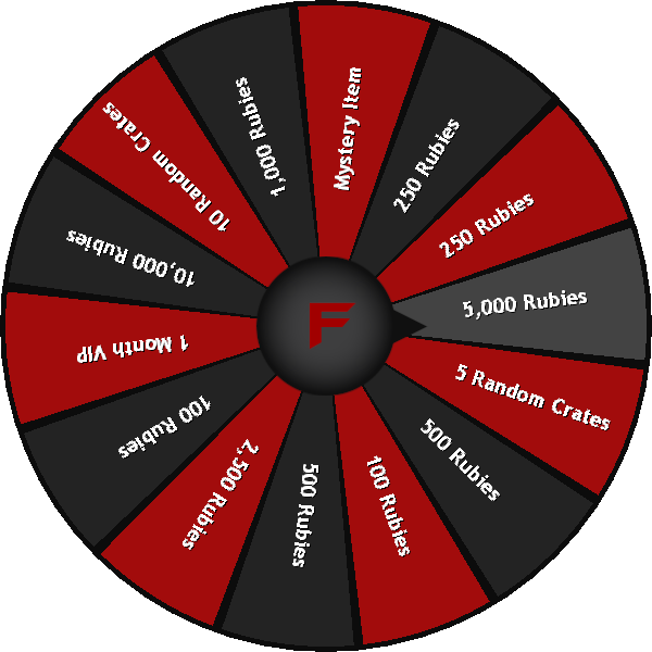 Spin Wheel Preview